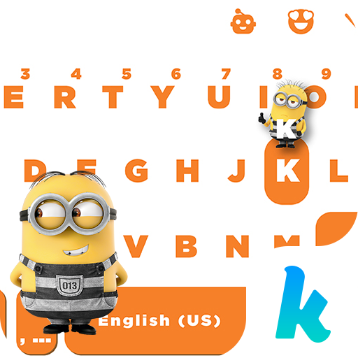 Despicable Me Kika Emoji Theme Apk Download From Moboplay