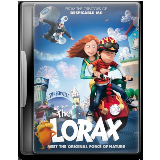 The Lorax Icon Movie Mega Pack Iconset