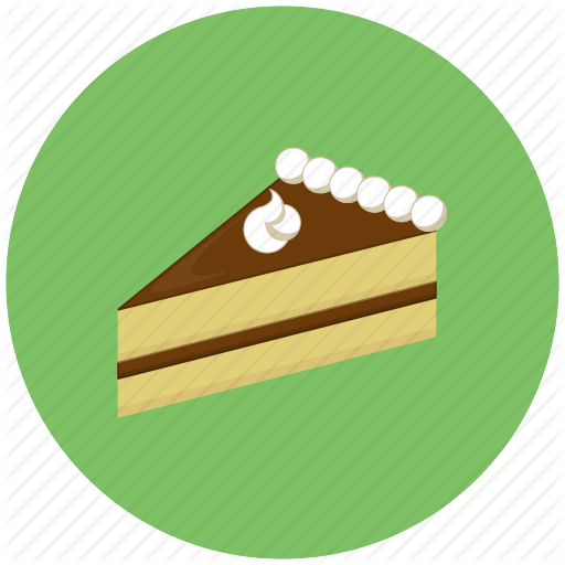 Cake, Desserts, Food Icon