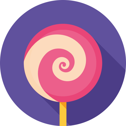 Candy, Dessert, Food, Lollipop, Sweet Icon Places To Visit