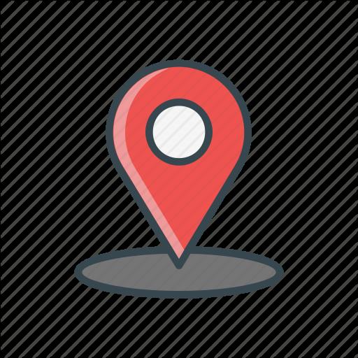 Destination, Location, Locator, Pin, Travel Icon