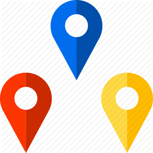 Destiny, Hits, Location, Points, Three Icon