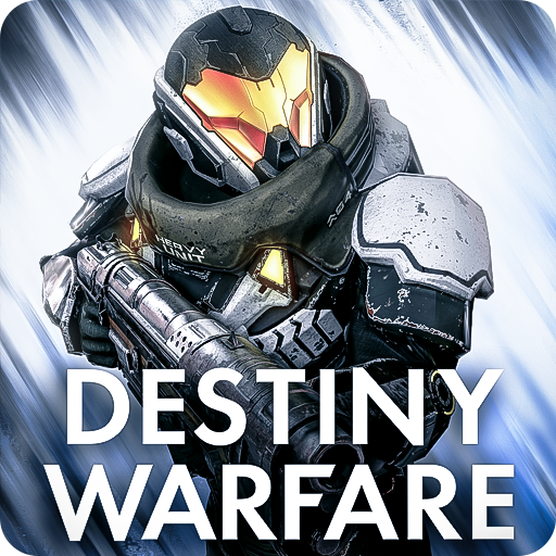 Destiny Warfare Sci Fi Fps For Pc Icon