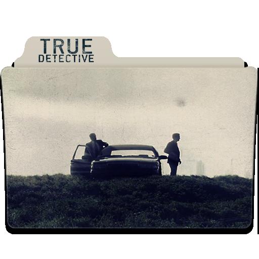 True Detective Folder Icon