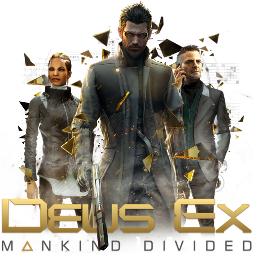 All Games Delta Deus Ex Mankind Divided 'city Hub'