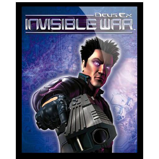 Icon Deus Ex Invisible War