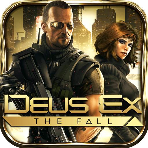 Deus Ex The Fall Icon Et Geekera
