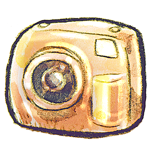 Camera Icon Down To Earth Iconset Teekatas Suwannakrua