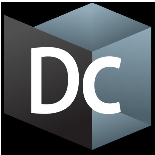 Device Central Icon Origami Adobe Cs Series Iconset Nokari