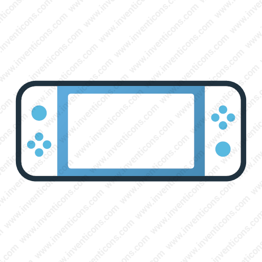 Download Handheld,game,device Icon Inventicons