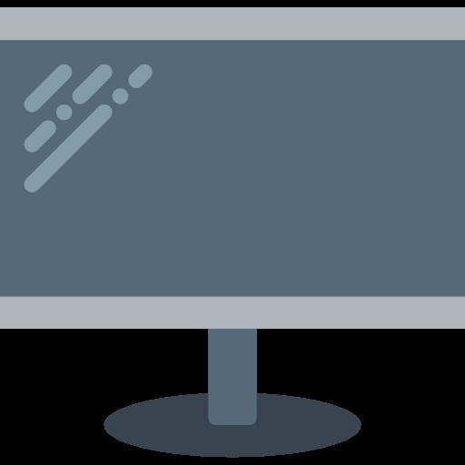 Screen, Multimedia, Device Icon