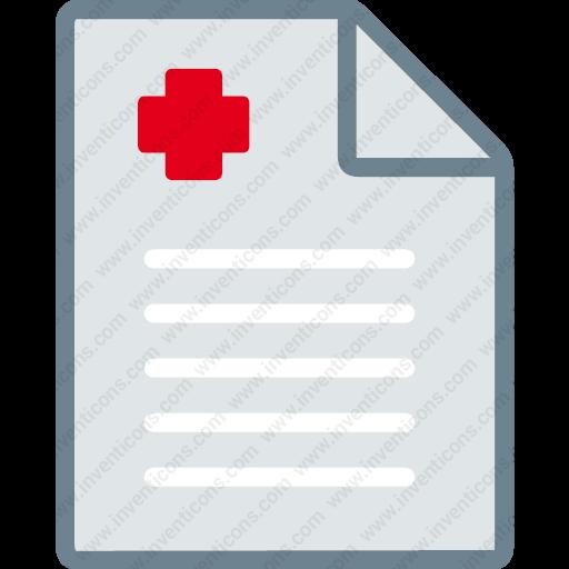 Download Medical Reportprescription,report,case,diagnosis Icon