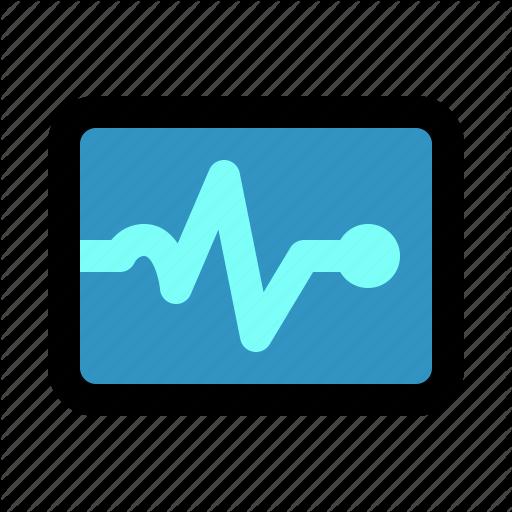 Cardiac Monitor, Cardiomonitor, Electrocardiography, Heart