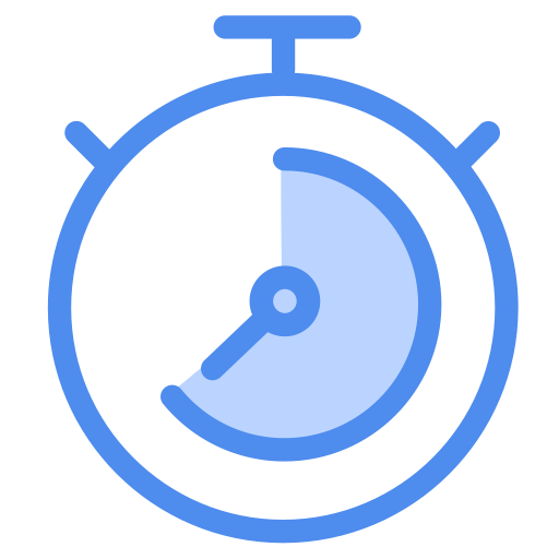 Stopwatch, Time, Timer Icon With Png And Vector Format For Free