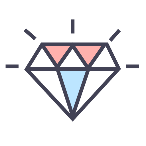 Diamond, Diamond, Gem Icon Png And Vector For Free Download