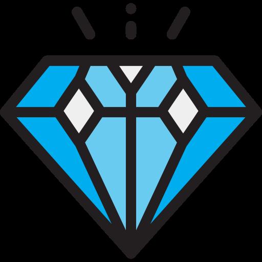 Diamond Icon Free Of Wedding