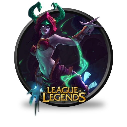 Cassiopeia Jade Fang Lunar Revel Icon League Of Legends Iconset