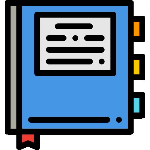 Diary Icon Learning Freepik