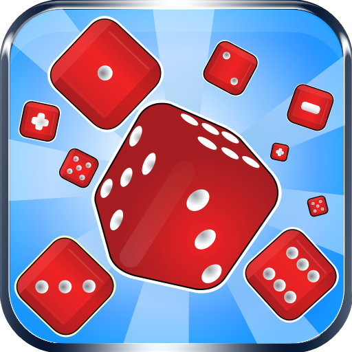 Classroom Virtual Dice Icon Coaching Dice App, Apps