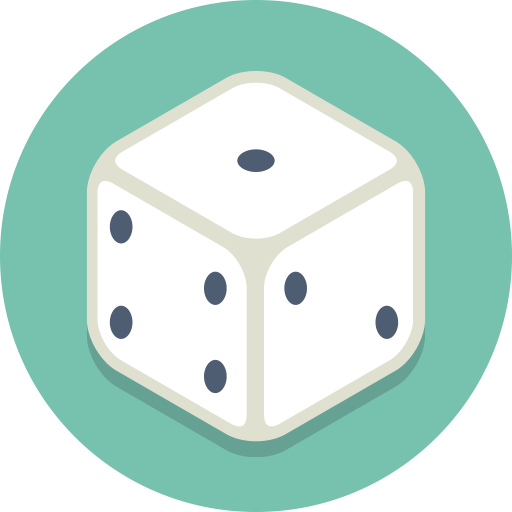 Dice, Die Icon