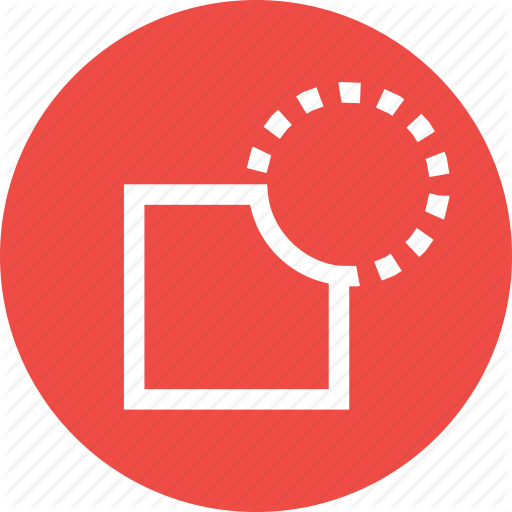 Difference, Minus, Object, Path, Shape, Tool Icon