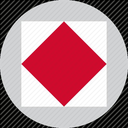 Disabled, Flag, Foxtrot, International, Maritime, Sailing, Ship Icon