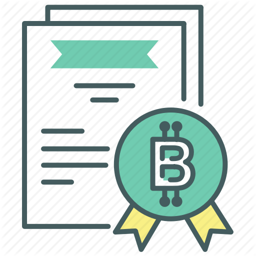 Bitcoin, Blcokchain, Certificate, Certified, Credible, Reliable