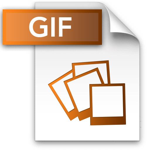Blog Image Formats Gif Icon Symbol