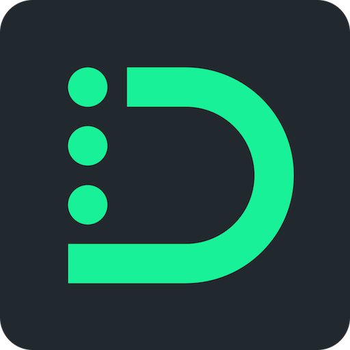 Cropped In The Digital Icon Logo Primary Rounded