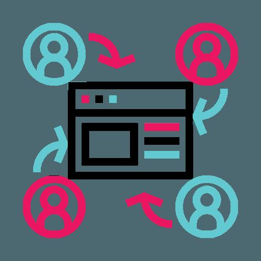 Remarketing Icon