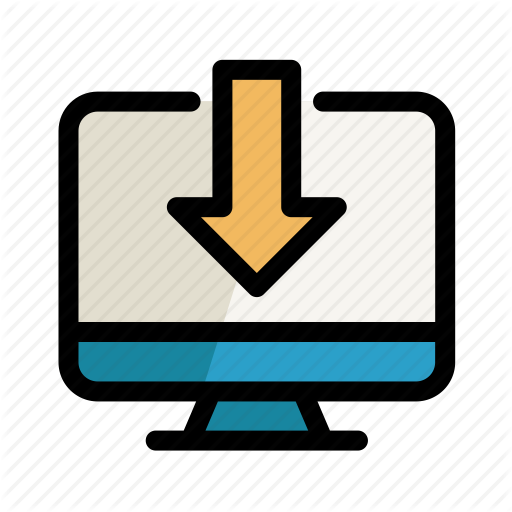 Arrow, Computer, Digital, Download, Pc, Screen, Setting Icon