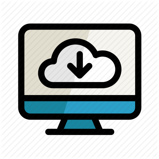 Cloud, Computer, Digital, Download, Pc, Screen, Setting Icon