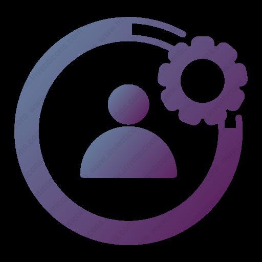 Download Personalization Icon Inventicons