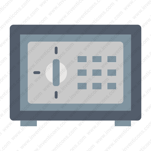 Download Digital,lock Icon Inventicons