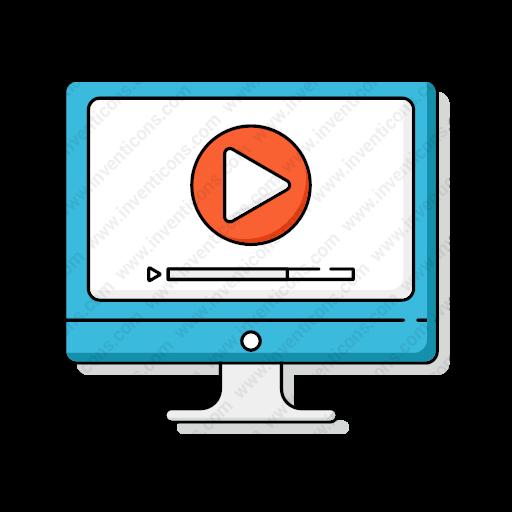 Download Video,marketing Icon Inventicons