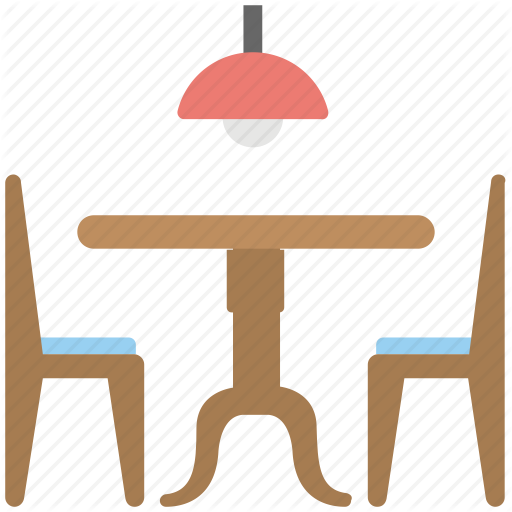 Dining, Dining Room, Dining Table, Home Interior, Kitchen Icon