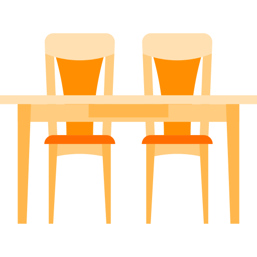 Table Dining Room Png Icon