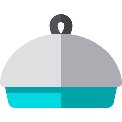 Hot Food, Serving Dish, Food And Restaurant, Food, Lunch, Dinner Icon