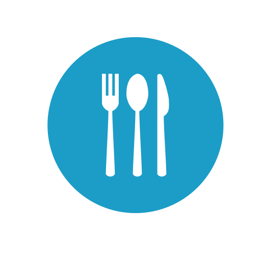 Peripheral Catering, Catering, Dinner Icon With Png And Vector