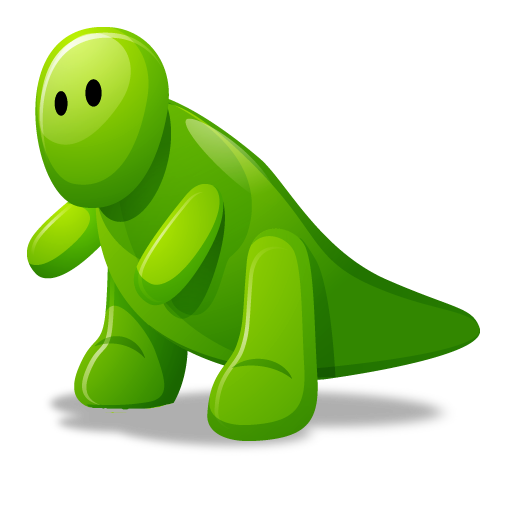 Dino, Green Icon