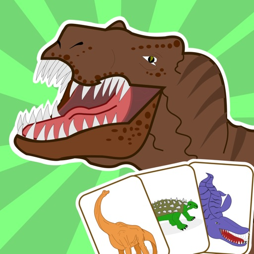 Dino Matching Quiz Games