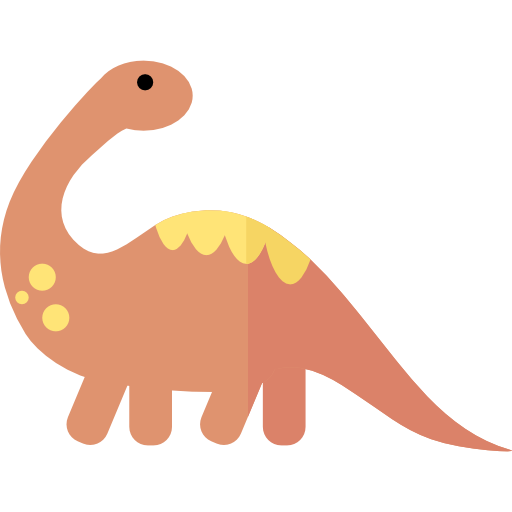 Herbivore, Animals, Diplodocus, Wild Life, Extinct, Dinosaur Icon