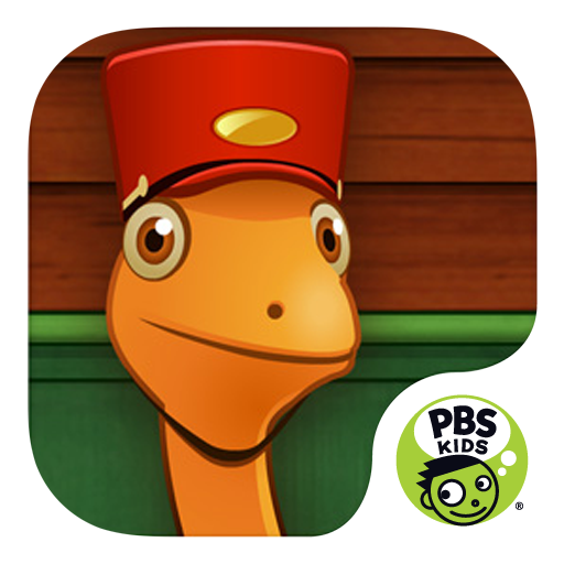 All Aboard The Dinosaur Train! Mobile Downloads Pbs Kids