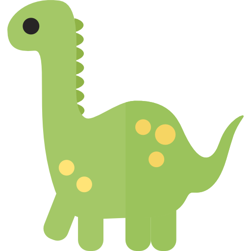 Dinosaur Set Icon