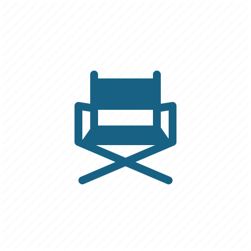 Chair, Director Chair Icon
