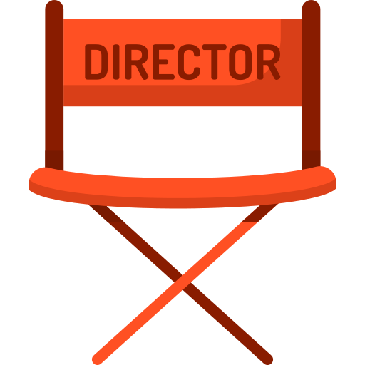 Director Chair Director Png Icon