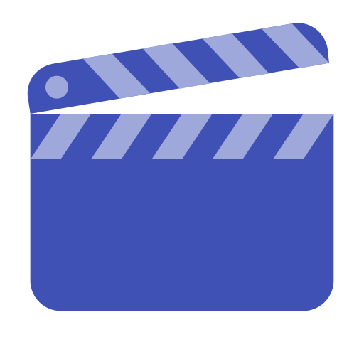 Clapperboards A Movie Director Icon With Png And Vector Format
