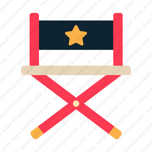 Download Director,chair Icon Inventicons