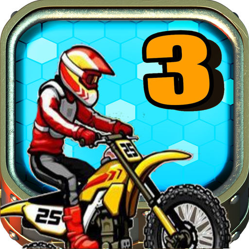 Hill Climb Racing Version Motocross Race