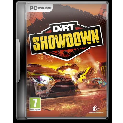 Dirt Showdown Icon